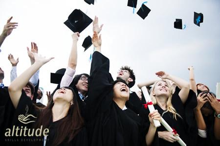 Graduation: Altitude Learners Take the Next Step